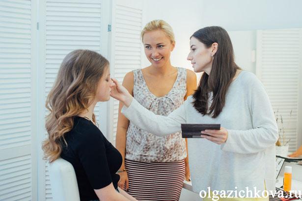 курсы визажистов в Санкт-Петербурге с сертификатом