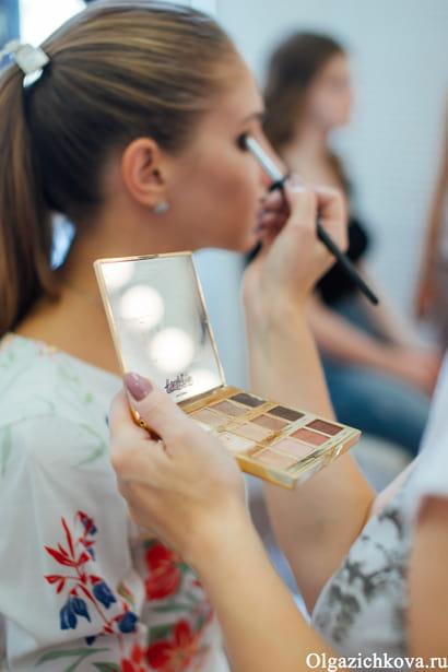 макияж для себя курсы спб