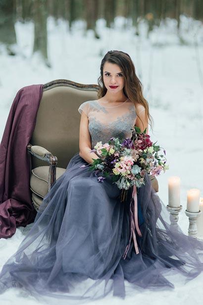Макияж на свадьбу для невесты с зелеными глазами