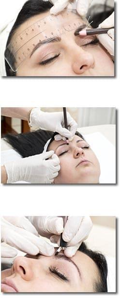 технология нанесения перманентного макияжа