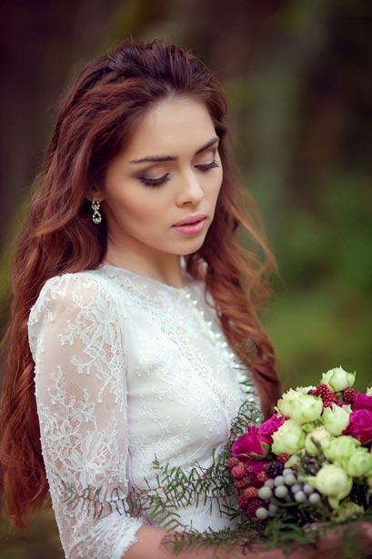Макияж невесты и подружек на свадьбу