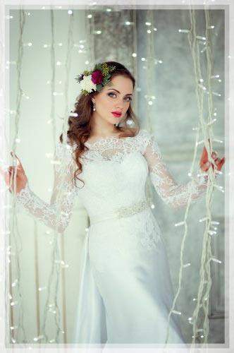 Свадебный стилист на дом СПб